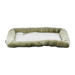Walmart ASPCA Large Plush Crate Mat Pet Bed, 37″ X 25″, Sage