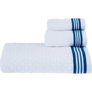 Walmart Mainstays 6-Piece True Colors Textured Bath Towel Set