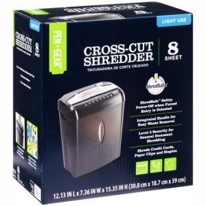 Walmart Pen+Gear 8 Sheet Crosscut