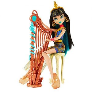 Monster High Cleo De Nile Doll + Accessory