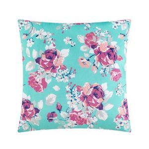 Walmart Mainstays Floral Decorative Pillow, Multicolor
