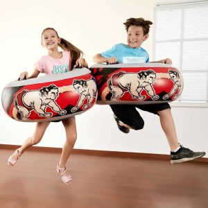 Jumbo Sumo Match Bumpers – Inflatable for Indoor/Outdoor use