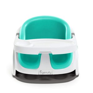 Ingenuity Baby Base 2-in-1 Seat, Ultramarine Green