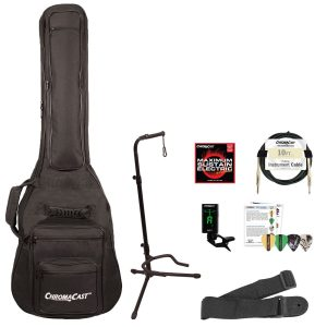 ChromaCast CC-EG-PP Electric Guitar Performance Pack